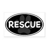 """Rescue dogs 3"""" x 5"""""""