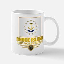 Rhode Island Flag Mugs