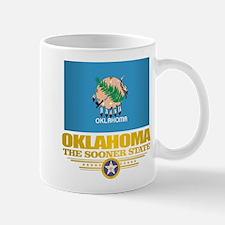 Oklahoma Flag Mugs