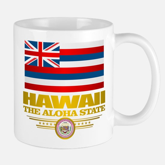 Hawaii Pride Mugs