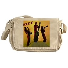 JazzSPosCP.7 Messenger Bag