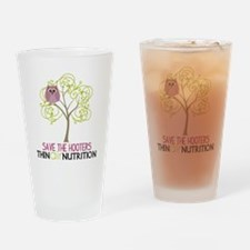 GirlsTri Drinking Glass