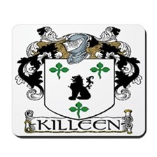Killeen Coat of Arms Mousepad