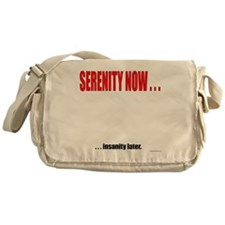 new_serenity_now_impact Messenger Bag