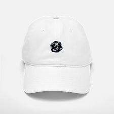 black D20 Baseball Baseball Cap