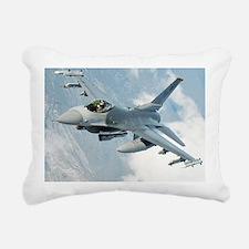 AB76 C-MNpst Rectangular Canvas Pillow