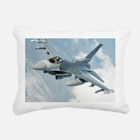 AB76 C-MNpst Rectangular Canvas Pillow