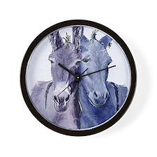 beggarsmousepad Wall Clock