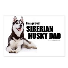 huskydadshirt Postcards (Package of 8)