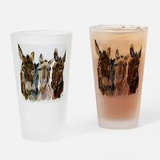 clownsmousepad Drinking Glass