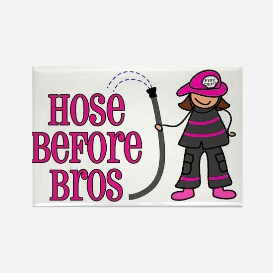 hose bros LARGER Rectangle Magnet
