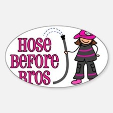 hose bros LARGER Decal
