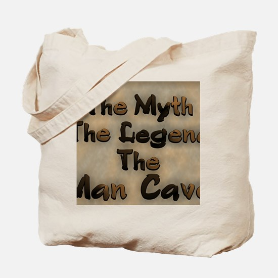 The Myth, The Legend Tote Bag