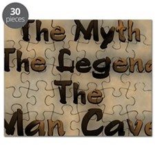 The Myth, The Legend Puzzle