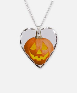 2-jackolantern Necklace