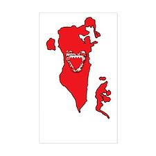 MapOfBahrain1Bk Decal