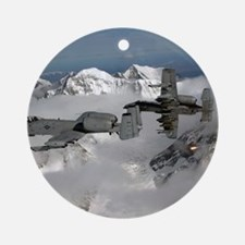 AB86 C-SMpst Round Ornament