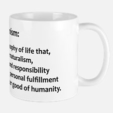 Humanism Mug