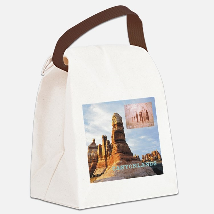 canyonlands1 Canvas Lunch Bag