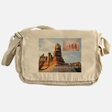 canyonlands1 Messenger Bag
