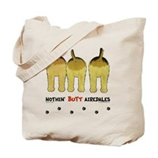 AiredaleButtsNew Tote Bag