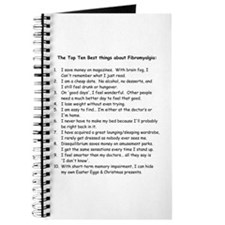 Top Ten for Fibromyalgia Journal