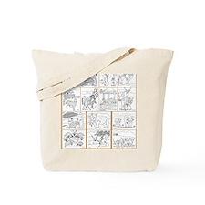 coverback1 Tote Bag