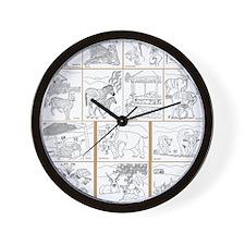 coverback1 Wall Clock