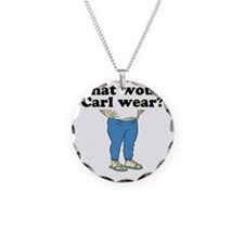 wwcw Necklace Circle Charm