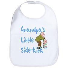 Grandpa's Sidekick Bib