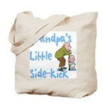 Grandpa's Sidekick Tote Bag