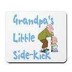 Grandpa's Sidekick Mousepad