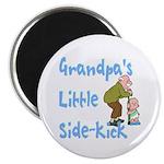 Grandpa's Sidekick Magnet