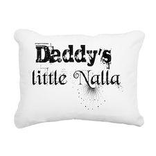nalla Rectangular Canvas Pillow