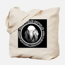 Gut Pile Style Buzzard mouse pad Tote Bag