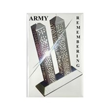 ARMY Rectangle Magnet