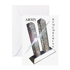 ARMY Greeting Card