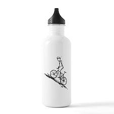 Mountain biker copy Sports Water Bottle