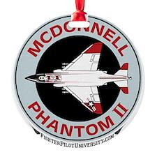 McDonnell_PhantomII_Wht Ornament