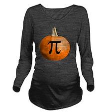 pumpkinpie Long Sleeve Maternity T-Shirt