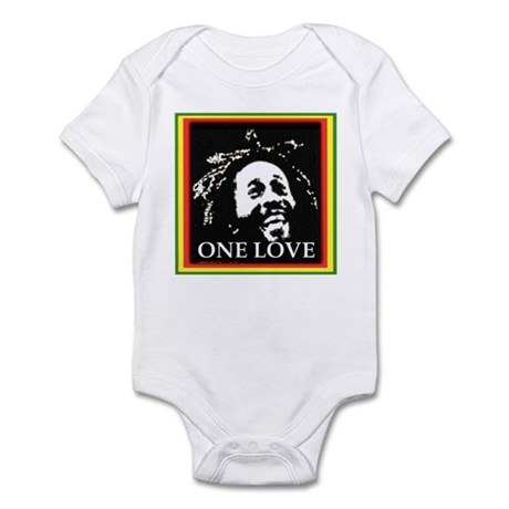 ONE LOVE Infant Bodysuit