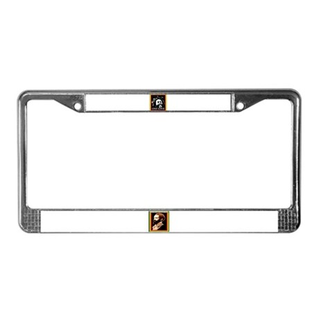 ONE LOVE License Plate Frame