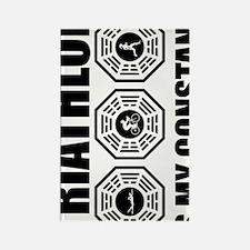 Copy of Triathlon-is-my-constant- Rectangle Magnet