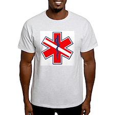 EMT Diver Ash Grey T-Shirt