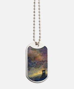 New day dawning Dog Tags