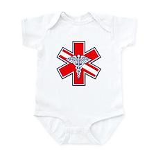 Medical Diver Infant Bodysuit