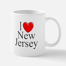 """""""I Love New Jersey"""" Mug"""