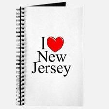 """I Love New Jersey"" Journal"