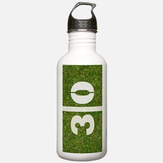 2-30th bday Journal Water Bottle