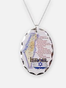 3-Israel Necklace